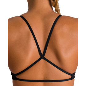 arena Bandeau Live Top Women black/yellow star